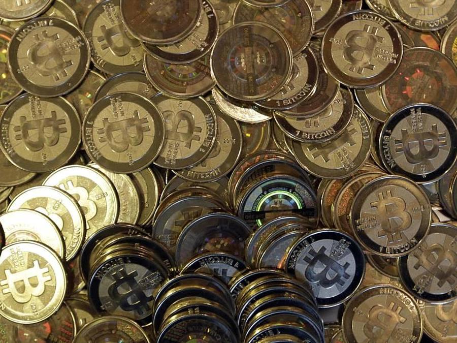 Bitcoin steigt erstmals über 21.000 US-Dollar