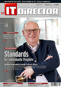 IT-DIRECTOR Aktuelle Ausgabe