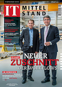 IT-Mittelstand 10/2018