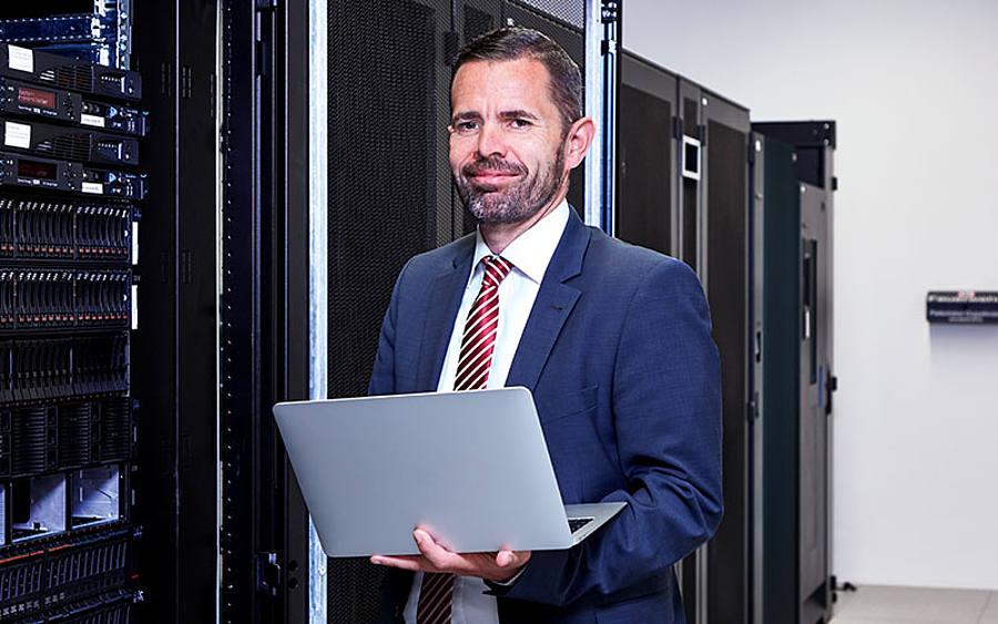 Dirk Müller, CTO bei K&P Computer