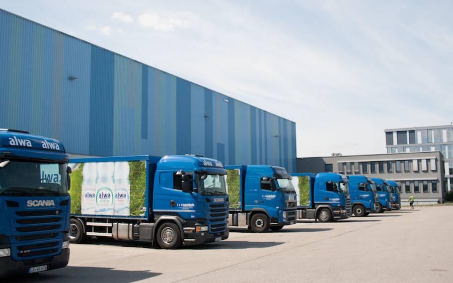 Neue Software für Getränkelogistiker Winkels | Logistik