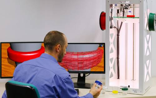 detailed look 00f63 f07db 3D-Simulation beim Fraunhofer Institut