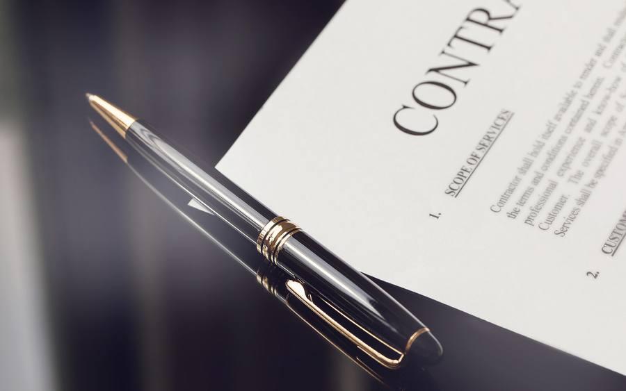 Mustervertrag Für Den It Einkauf It Dienstleistung Outsourcing