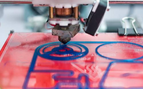 online store 2ab08 af42c 3D-Drucker in der Produktion