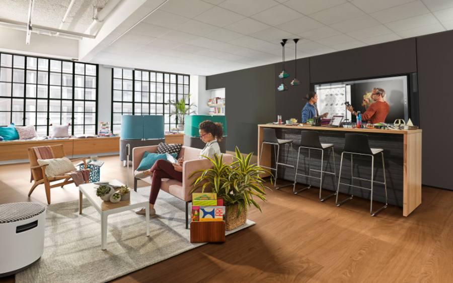 Steelcase Und Microsoft Entwickeln Modernen Arbeitsplatz Work Life