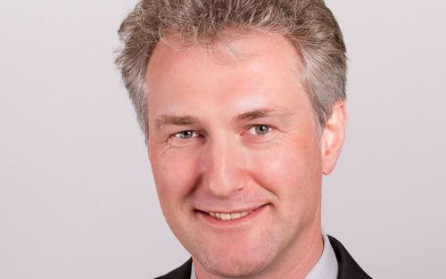 Frank Niemann, Vice President Software & SaaS Markets PAC Germany